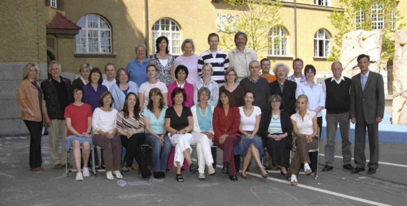 Lehrerkollegium HS 2006/07